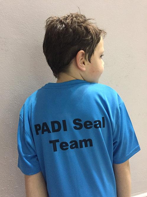 Bespoke Scuba - Child's Seal Team T-Shirt