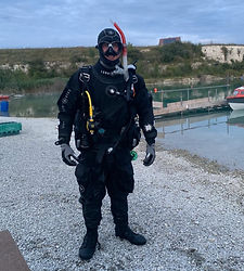 James Stubbs | PADI Divemaster | Bespoke Scuba Diving | Dagenham | Essex