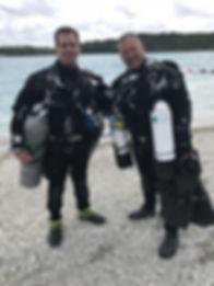 PADI Sidemount Speciality | Bespoke Scuba Diving | Dagenham | Essex