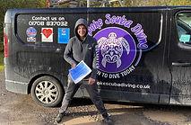 PADI Dry Suit Diver | Bespoke Scuba Diving | Dagenhamv | Essex | Scuba Training