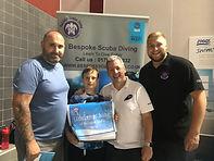 Discover Scuba Diving | Bespoke Scuba | Dagenham | Essex