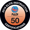 PADI Elite Instructor 2019 | Bespoke Scuba Diving | Dagenham | Essex