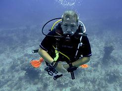 Paul French - No Mask Swim - PADI Staff Instructor, Dagenham Essex