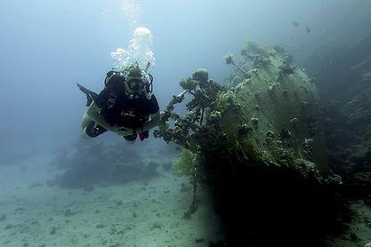 Chris Stephens | PADI Divemaster | Bespoke Scuba Diving | Dagenham | Essex | Red Sea Wreck