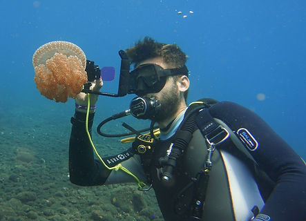 Eain Begg - PADI OWSI - Bespoke Scuba Diving - Dagenham