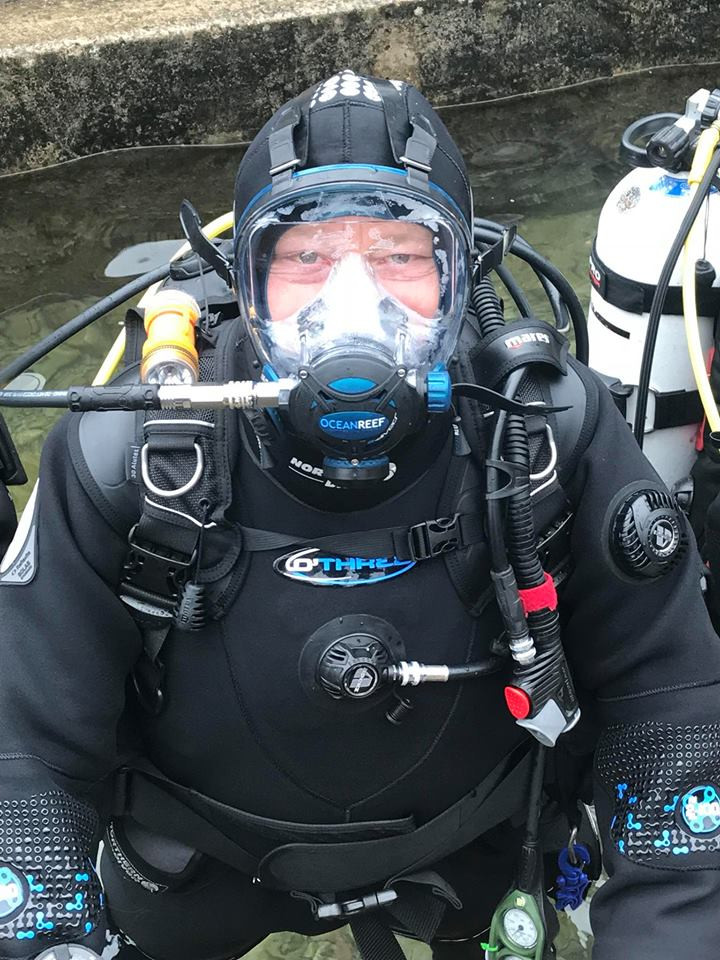 Bespoke Scuba Diving Full Face Mask Speciality - Ocean Reef Masks - Call Us To Book