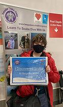 PADI Discover Scuba   Bespoke Scuba Diving   Dagenham   Essex