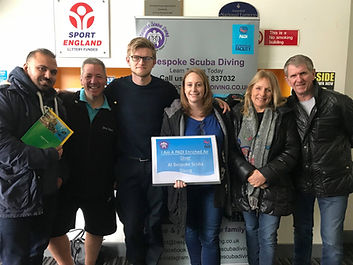 PADI Enriched Air - Bespoke Scuba Diving - Dagenham - Learn To Dive Today
