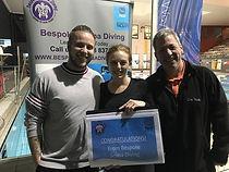 PADI Open Water Referral | Bespoke Scuba Diving | Dagenham | Essex