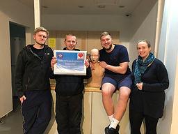 First Aid - Emergency First Response - Bespoke Scuba Dagenham