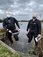 Project AWARE | Dive Against Debris | Environmental Course | Bespoke Scuba Diving | Dagenham | Essex