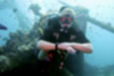 Bespoke Scuba Diving | Dagenham | Essex | Jan Sprent