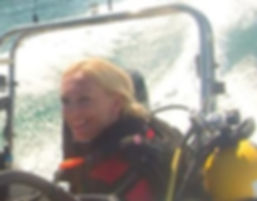 Julia Hunt | Bespoke Scuba Diving | Dagenham | Essex