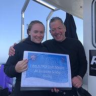 PADI DiveMaster   Bespoke Scuba Diving   Dagenham