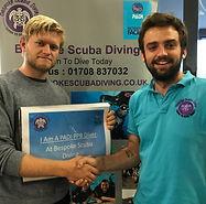 PADI PPB | PADI Peak Performance Buoyancy Diver | Bespoke Scuba Diving | Dagenham | Essex