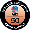 PADI Elite Instructor - Paul French - Bespoke Scuba, Becontree Heath Dagenham Essex
