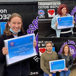 PADI Emergency Oxygen Provider | Bespoke Scuba Diving | Dagenham | Essex
