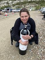 Natalie Speller | PADI DiveMaster |  Bespoke Scuba Diving | Dagenham | Essex