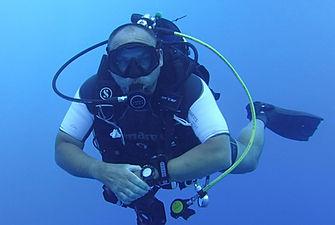 Paul Hunt | Bespoke Scuba Diving | Dagenham | Essex