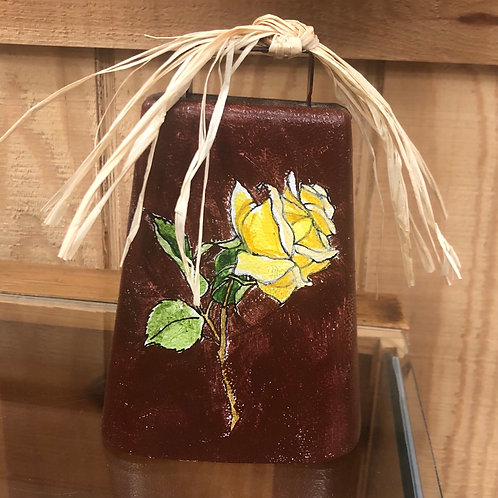 Yellow Rose of Texas Cowbell