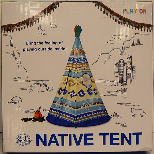 Native Play Tent