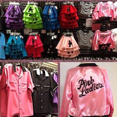 Poodle Skirts & Petticoats