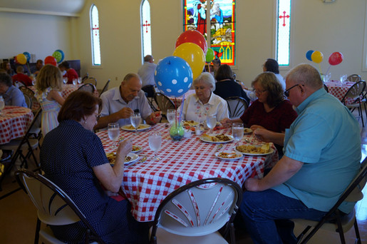 St. Philip's Church Lunch