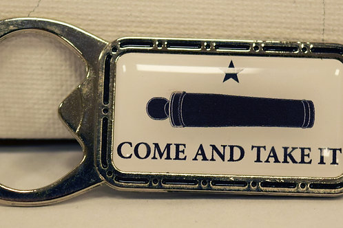 Come and Take It Bottle Opener