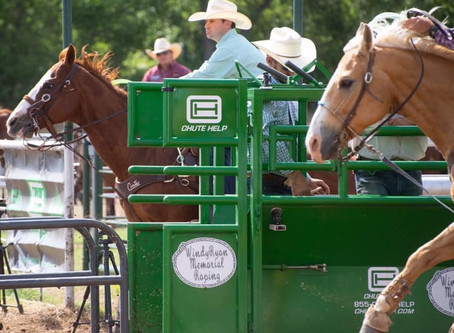 PRCA Approved Steer Roping at 2019 Windy Ryon MemorialWill Count for National Finals Points