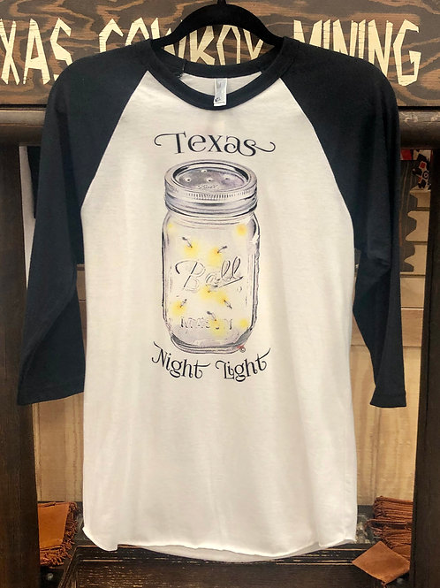 XOXO - Texas Night Light Tee