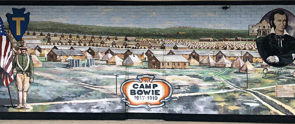 Gifts Historic Camp Bowie Mercantile United States