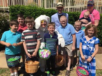 St. Philip's Easter Sunday