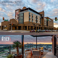 Host Hotel: Springhill Suites Stockyards