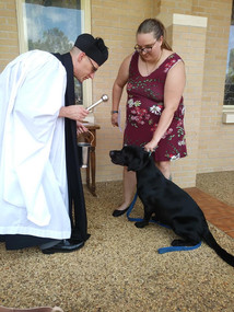 St. Philip's Blessing of the Pets