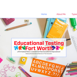 Educational Testing Fort Worth