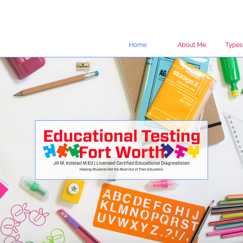 Educational Testing Fort Worth