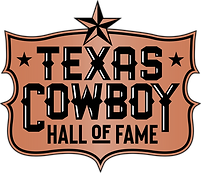 Texas Cowboy Hall of Fame Logo