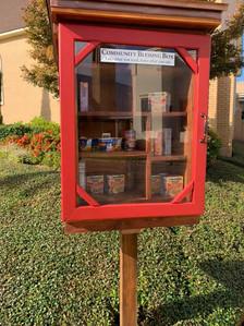 St. Philip's Blessings Box