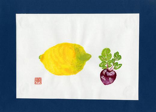 カブとレモン 美和子.jpg