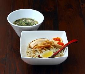 味玉塩つけ麺