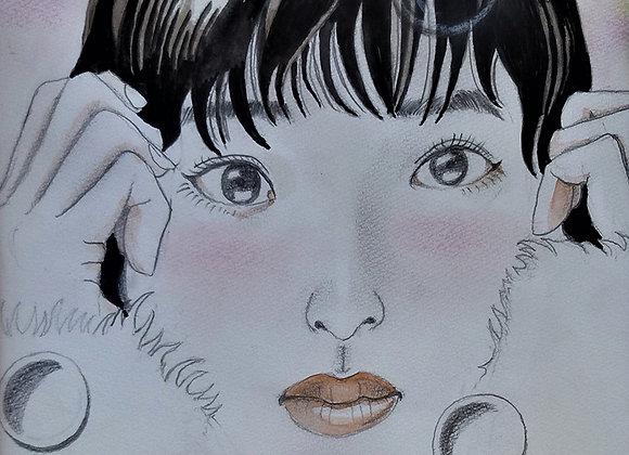 『美少女Ⅱ』井上郁夫:作