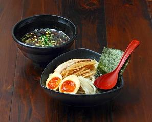 味玉醤油つけ麺