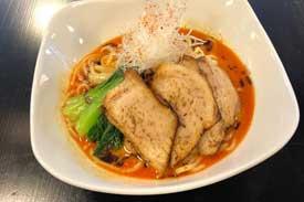 チャーシュー冷やし担々麺(時期商品)