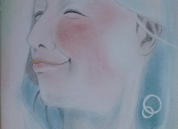 『美しい人』井上郁夫:作