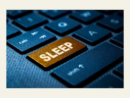 Sleep Part II