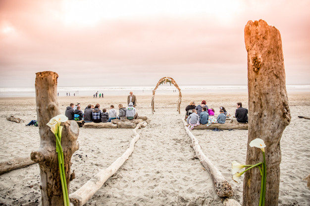 Cannon Beach Wedding The Best Beaches In World