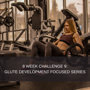 8 WEEK CHALLENGE 9:  GLUTE DEVELOPMENT This plan is for advanced level trainees. People who are experienced with weight lifting, who really wish to challenge themselves at gym. This program is based in the gym and therefore gym access is mandatory. This program is geared towards glute focus exercise routines, it does target the full body, but aims at improving your glute training frequency. It is best suited for people who are looking to step on stage or people who would like to improve their glutes.  This package includes: 2 Phase exercise program which consists of 6 days of exercise and 1 rest day. Diet plan  8 Week smartphone app subscription Videos attached to all exercises Workout descriptions  Workout tracking  Body stat updates