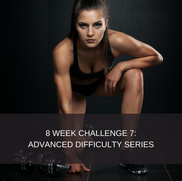 8 WEEK CHALLENGE 7:  ADVANCED FITNESS This plan is for advanced level trainees. People who are experienced with weight lifting, who really wish to challenge themselves at gym. This program is based in the gym and gym access is mandatory.  This package includes: 2 Phase exercise program which consists of 6 days of exercise and 1 rest day. Diet plan  8 Week smartphone app subscription Videos attached to all exercises Workout descriptions  Workout tracking  Body stat updates