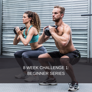 8 WEEK CHALLENGE 1:  BEGINNER SERIES This plan is for beginners only. It caters for newbies at the gym who are starting their fitness/weight loss journey. Gym access is mandatory.  This package includes: 2 phase exercise program which consists of 6 days of exercise and one rest day. Diet plan  8 Week smartphone app subscription Videos attached to all exercises Workout descriptions  Workout tracking  Body stat updates  R599,00 for the complete 8 week challenge, without a diet plan.   R699,00 for the complete 8 week challenge, with a diet plan.  It is advised that you complete the program with the correct nutritional protocols, however if you have previously done a challenge and wish to redo it, you may purchase the option without a diet. If you feel that you are competent with dieting you may also choose the option without a diet.