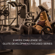 8 WEEK CHALLENGE 10:  GLUTE DEVELOPMENT 2 This plan is for advanced level trainees. People who are experienced with weight lifting, who really wish to challenge themselves at gym. This program is based in the gym and therefore gym access is mandatory. This program is geared towards glute focus exercise routines, it does target the full body, but aims at improving your glute training frequency. It is best suited for people who are looking to step on stage or people who would like to improve their glutes. This program is the secondary program to 9 and it is strongly advised that you first complete 9 before signing up for this program.  This package includes: 2 Phase exercise program which consists of 6 days of exercise and 1 rest day. Diet plan  8 Week smartphone app subscription Videos attached to all exercises Workout descriptions  Workout tracking  Body stat updates